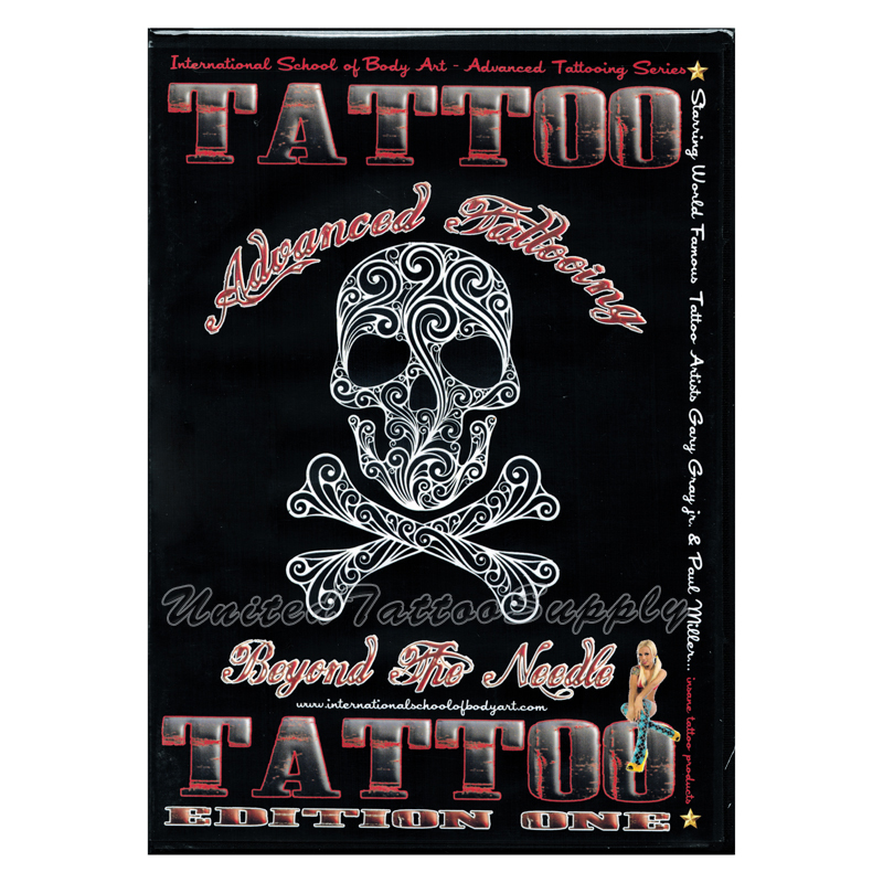 Advanced tattooing beyond the needles dvd 12 hours for How to tattoo dvd