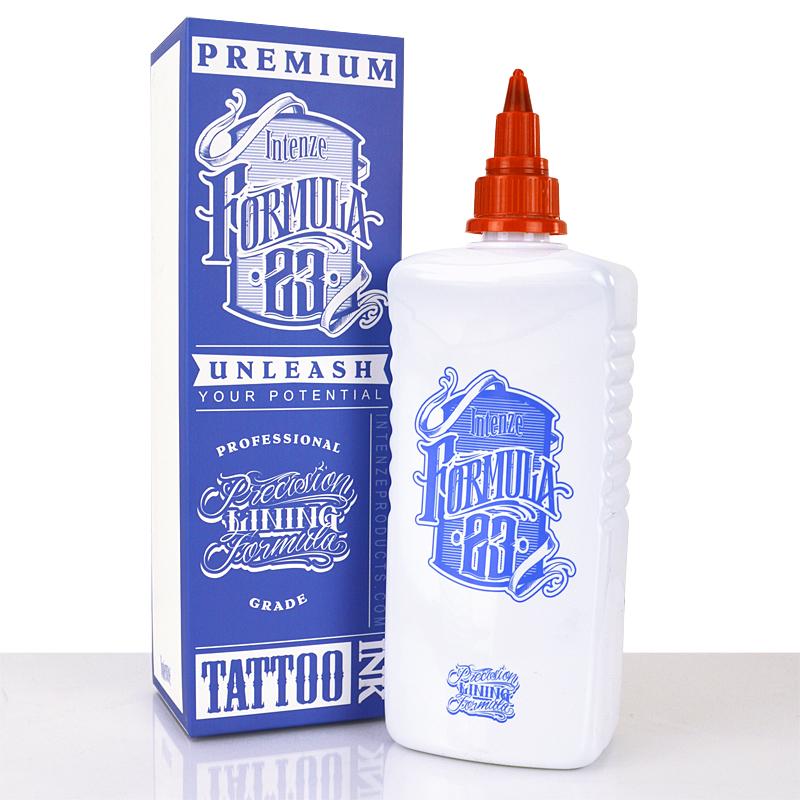 Intenze formula 23 tinta premium para tatuar letras 10 for Premium tattoo ink