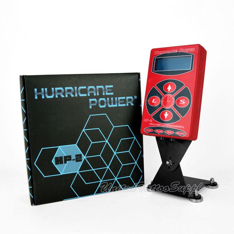 Red hurricane digital tattoo machine power for Tattoo equipment suppliers