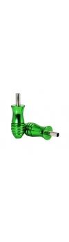 "1"" Green Aluminum Alloy Grip (25mm x 57mm)"