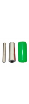 "1"" Green Silicon Gel Grip (25mmX50mm)"