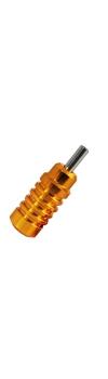 """1"""" Orange Aluminum Alloy Grip"""