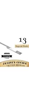 Artist's Choice Tattoo Needles - 11 Magnum Shader 50 Pack