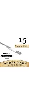 Artist's Choice Tattoo Needles - 15 Magnum Shader 50 Pack