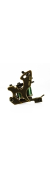 Copperman™ Tattoo Machine Reindeer With CNC Frame - Shader