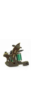 Copperman™ Tattoo Machine T-Rex With CNC Frame - Shader