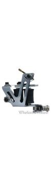 Silver Shader & Liner Stainless Steel Tattoo Machine