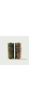 Empaistic Copper Tubes Tattoo Grip Tube Celtic Skull