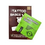 Basic Fundamentals Of Modern Tattoo Book & Welcome Tattoo DVD Combo