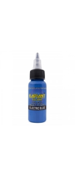 1 oz Radiant Tattoo ink ELECTRIC BLUE