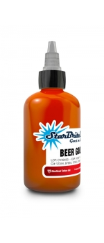 4 oz StarBrite Tattoo Ink Beer Gold