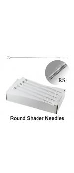 50 Tattoo Mixed Round Shader Needles (3,5,7,9,11RS)