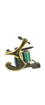 Copperman™ Tattoo Machine J Cutter With CNC Frame - Shader