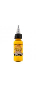 0.5 oz Radiant Tattoo ink Banana