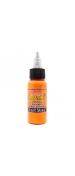 0.5 oz Radiant Tattoo ink Bright Orange
