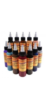 1oz Eternal Tattoo Ink Zombie Color Set