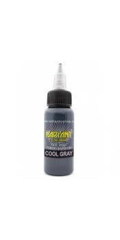 0.5 oz Radiant Tattoo ink COOL GRAY