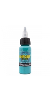 0.5 oz Radiant Tattoo ink EMERALD