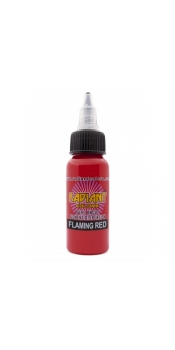 0.5 oz Radiant Tattoo ink FLAMING RED