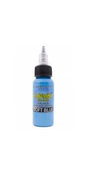 0.5 oz Radiant Tattoo ink SOFT BLUE