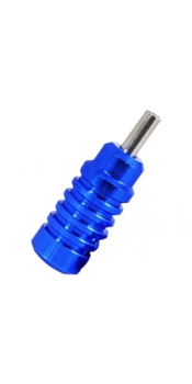 "1"" Deep Blue Aluminum Alloy Grip"
