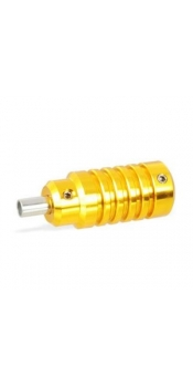 "1"" Gold Aluminum Alloy Grip"