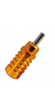 "1"" Orange Aluminum Alloy Grip"