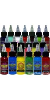 1 oz Radiant 19 Color Set