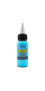 1 oz Radiant Tattoo ink Aquamarine