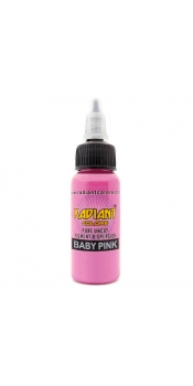1 oz Radiant Tattoo ink Baby Pink
