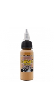 1 oz Radiant Tattoo ink CAMEL