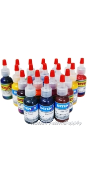 Intenze Color Tattoo Ink Sets