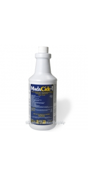 32oz Spray Bottle Madacide-1 - Tattoo/Piercing Studio Grade Disinfectant