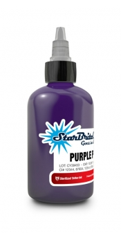 4 oz StarBrite Tattoo ink Purple Purps