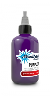 4 oz StarBrite Tattoo ink Purple-Rain
