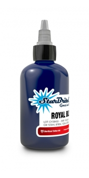 4 oz StarBrite Tattoo ink Royal-Blue