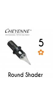 Cheyenne 5 Round Shader Cartridge