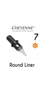 Cheyenne 7 Round Liner Cartridge
