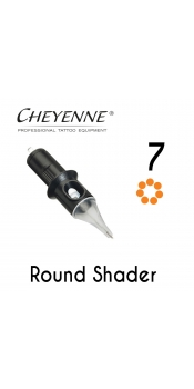 Cheyenne 7 Round Shader Cartridge