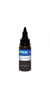 2 oz Intenze Tattoo ink  dark-chocolate
