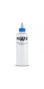 Dynamic Heavy White 8 oz TATTOO INK