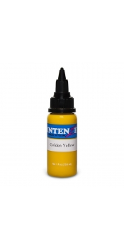 2 oz Intenze Tattoo ink  golden-yellow