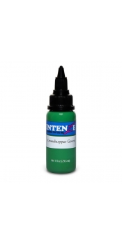2 oz Intenze Tattoo ink  grasshopper