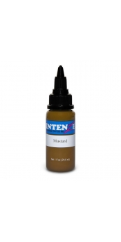 4 oz Intenze Tattoo ink  mustard