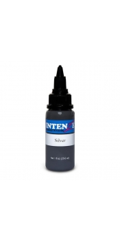 4 oz Intenze Tattoo ink  silver