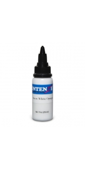 4 oz Intenze Tattoo ink  snow-white-opaque