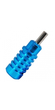 "1"" Blue Aluminum Alloy Grip"