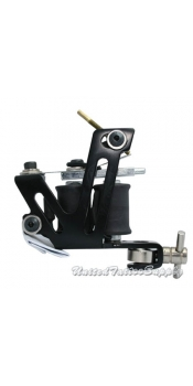 Black Shader & Liner Stainless Steel Tattoo Machine