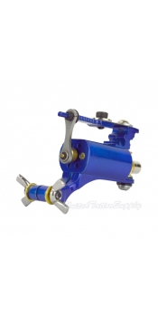 BRAVO Rotary™ Tattoo Machine Lightweight Alloy Frame - BLUE