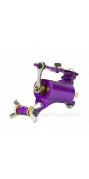 BRAVO Rotary™ Tattoo Machine Lightweight Alloy Frame - PURPLE